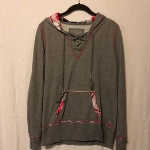 Women's Maurice's hooded sweatshirt size medium